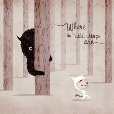 Quoted from: Terrible Yellow Eyes: Where the Wild Things Are