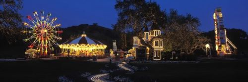 Neverland Ranch.