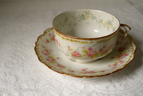 China Tea Cup by Cindy {K} on Flickr.