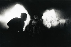 hep46:  Night Battle, 1942 - Dmitri Baltermants.
