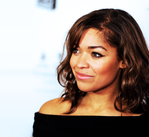 WOW :) Antonia Thomas….
