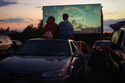 Miss the drivin movie theaters