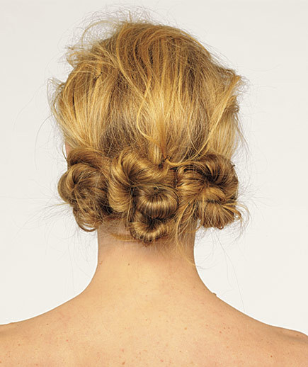 The Triple Knots - 5 Easy Hairstyles