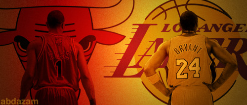 abdazam:  Christmas Day 2011 - Bulls vs. Lakers