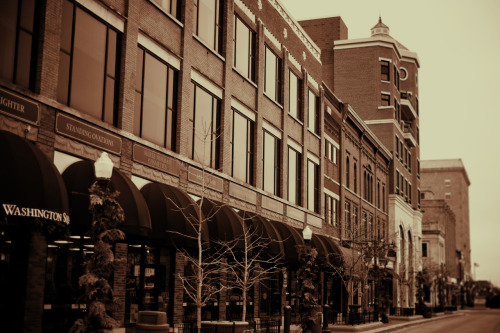 ericbloemersphotography:  Day 80 - 27 Nov 2011 My hometown Wausau, WI. Its a beautiful city!