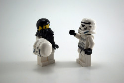 "orplego:  113/365 on Flickr. TK-421: ""Dude, good cause or not, I don't think Lord Vader is going to allow the beard."""