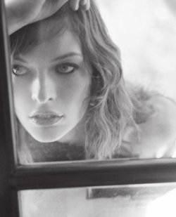 bohemea:  Milla Jovovich by Sheryl Nields  THE most beautiful woman on the planet. sorry, no exceptions.