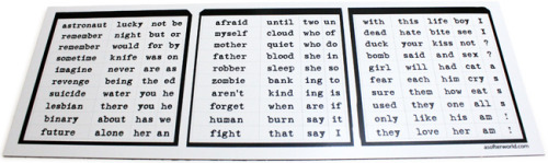 A Softer World Magnet Set