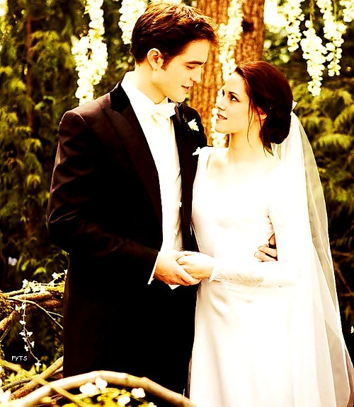 'Breaking Dawn: Part 1' still. (HQ)