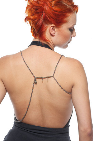 Vintage Turkish Body Harness