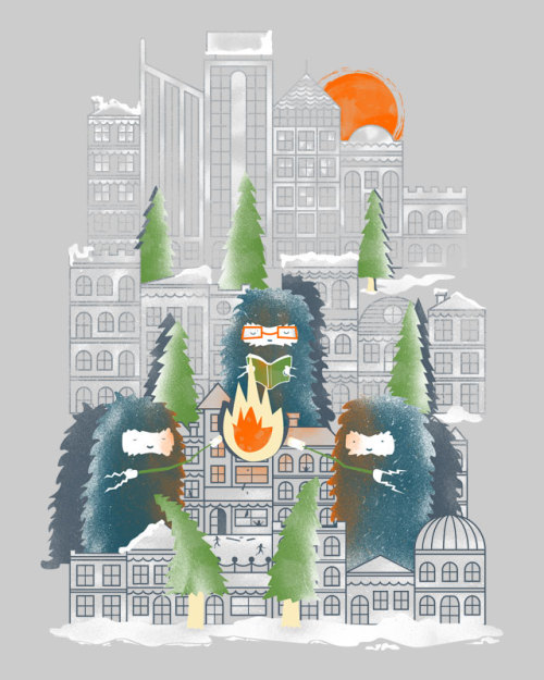 My bonfire apartment collab with free_agent08 vote here http://www.threadless.com/submission/386202/My_Bonfire_Apartment