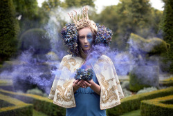 11……. by Kirsty Mitchell (New Wonderland returns December) on Flickr.