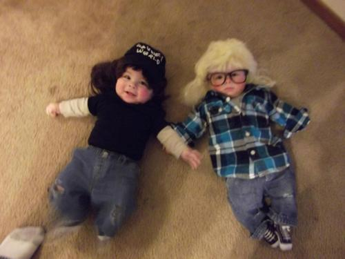 Party on, Wayne. — Party on, Garth.