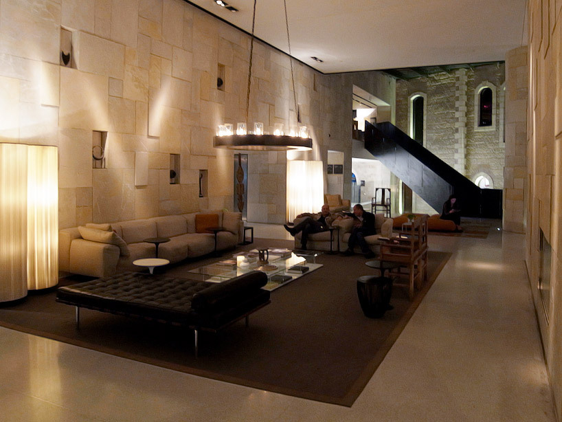 theabsolution:  Mamilla Hotel