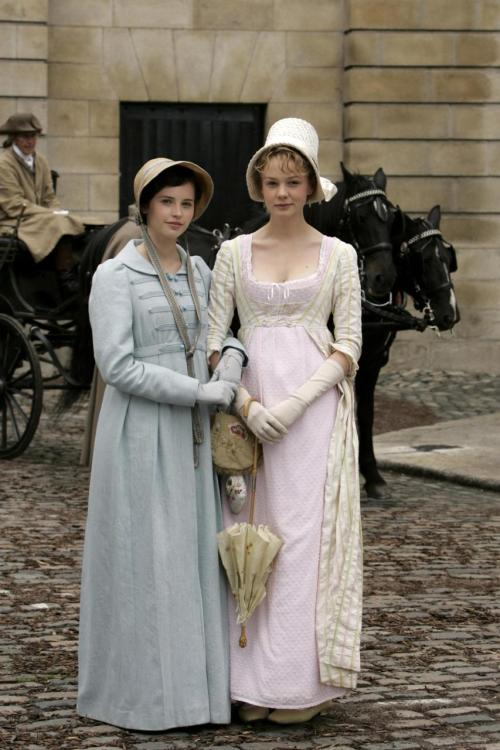 in-the-middle-of-a-daydream:  Carey Mulligan in Northanger Abbey (2007)