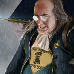 Ben Franklin VS. Zeus 2