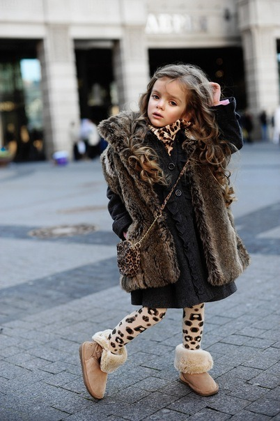 I wan a daughter so badly!^^
