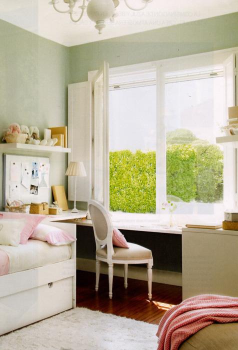 Habitaciones infantiles techos y paredes - Color paredes habitacion ...