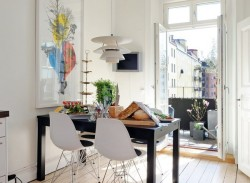 30 Scandinavian Kitchen Ideas That Will Make Dining a Delight!