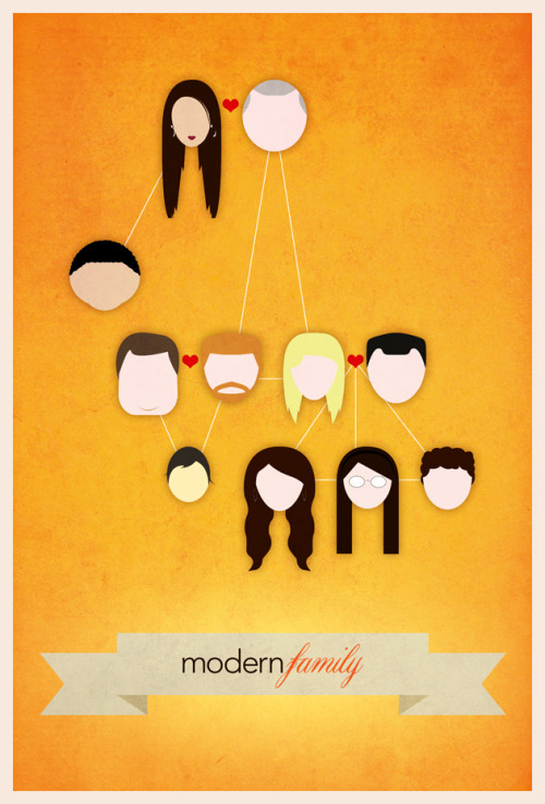 Modern Family by Chay Lazaro