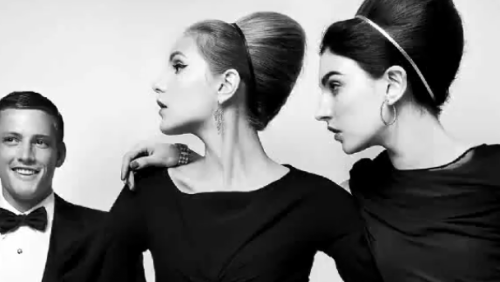 "VIDEO: Max Mara Elegante Campaign Fall 2010 ""Let's Go Party."""