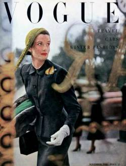 Vogue, November Issue, 1949