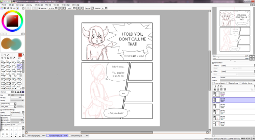 oxlilliumxo:  Oh hey, I'm working on this again. :3 I'm also booooooooooooooooooored. xD;