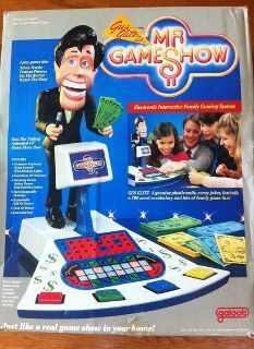 Mr. Gameshow Source: Etsy