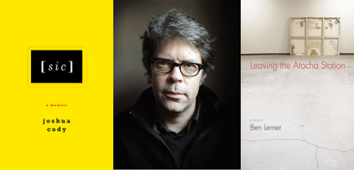 "Jonathan Franzen's ""Books of the Year"" (via The Guardian): ""Ben Lerner's recent novel Leaving the Atocha Station (Coffee House Press) and Joshua Cody's new memoir [sic] (W. W. Norton) are undoubtedly the kind of books that the former Swedish Academy secretary Horace Engdahl had in mind when he faulted American authors  for their insularity and self-involvement. Both books are also  hilarious and cracklingly intelligent, fully alive and original in every  sentence, and abuzz with the feel of our late-late-modern moment; and  one senses that these are the qualities of American literature that  actually annoyed Engdahl."" ""Leaving the Atocha Station is  the story of a mentally unstable, substance-dependent young poet  brilliantly and excruciatingly wasting a fellowship year in Madrid. [sic] is the story of a moderately depraved young musical prodigy who is suddenly stricken with near-fatal cancer."" (Franzen photo credit: Joost Van Den Broek/Hollandse Hoogte/Redux for Time Magazine)"