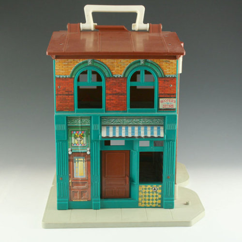 Fisher Price Sesame Street Apartment Source: Etsy