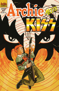 "Hey! Via @cbr/Comic Book Resources! EXCLUSIVE PREVIEW: ""Archie Meets KISS"""
