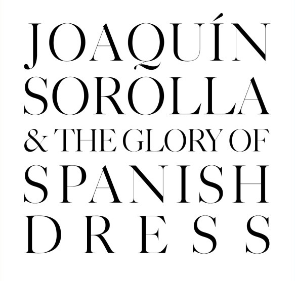 oscarprgirl:  mark your calendars: on december 8th Joaquín Sorolla and the Glory of Spanish Dress opens at the Queen Sofia Spanish Institute in New York. Conceived by Oscar, and curated by André Leon Talley, it promises to be fantastic. Give me a flamenco look any day of the week.