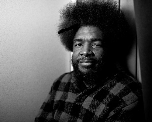 Questlove performs live with Black Thought (both of The Roots) tonight at Ace Hotel New York for the MTV Staying Alive silent auction to raise funds for HIV awareness. Get tickest at the door — 8 to 11pm.