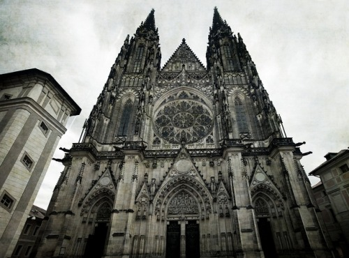 St. Vitus Cathedral, Prague November 1, 2011 By: ・alǝx・