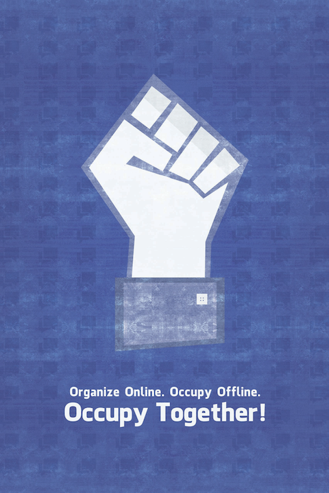 This — and other gorgeous Occupy posters from around the world — available at Occuprint.org.