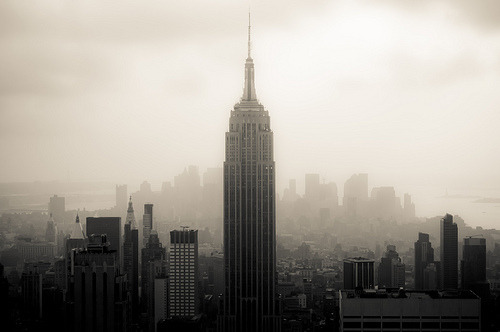 Stand tall in New York City. #nyc #ttot #travel