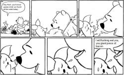 Don't mess with Pooh. :O
