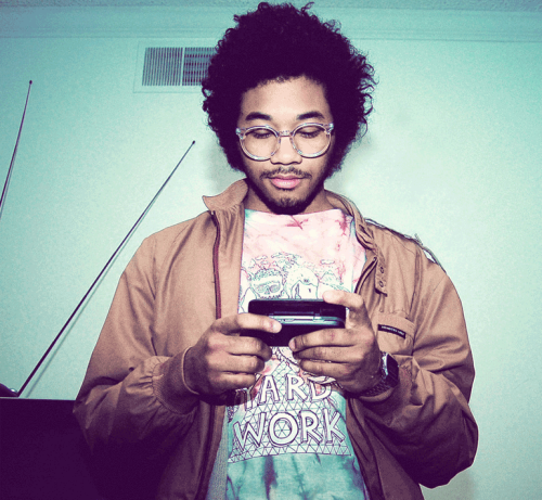 Chaz Bundick aka Toro y Moi he's so cute :) Read this write up on him in Art Nouveau Magazine online —> http://www.an-mag.com/toroymoi/