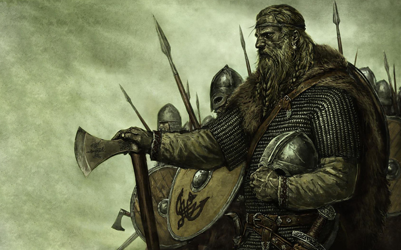 Mount & Blade: Warnand art.