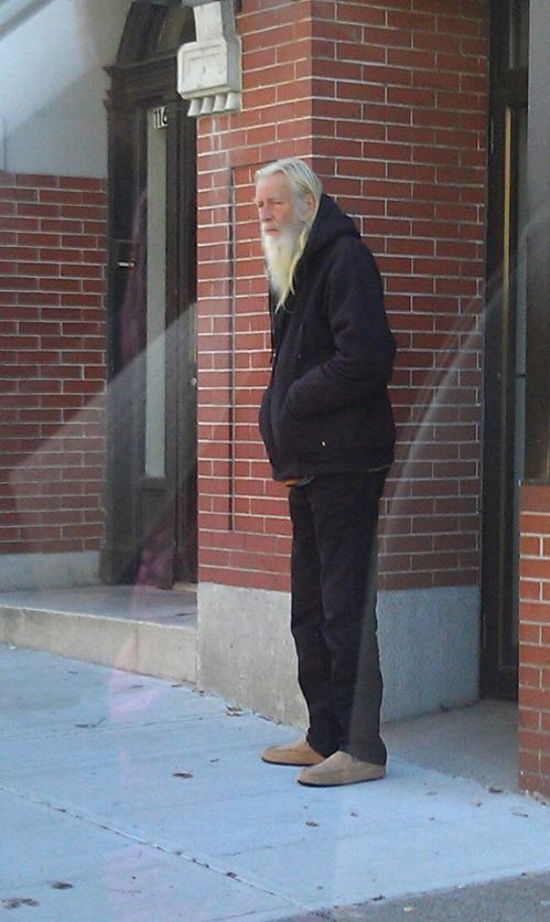 Gandalf has fallen on hard times