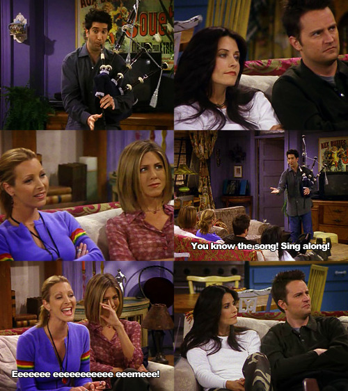 Phoebe. Hands down my favorite.