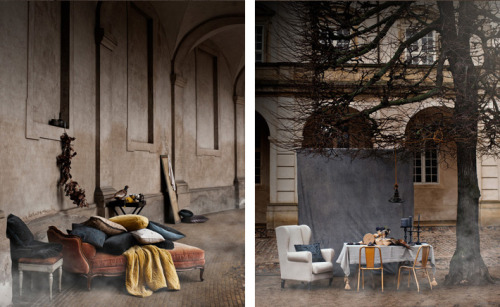 Decor photos by Ditte Isager for Day Home A/W 11.
