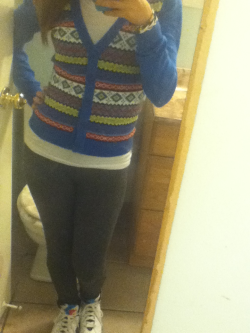 My outfit today. Got a lot of compliments.