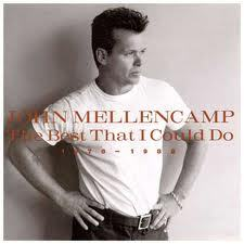 "Mmmm, John #Mellencamp in this album cover shot from ""The Best That I Could Do"" chronicling his fantastic hits from the 70's and 80's. I think I'm going to start a new photo series of sexy album covers that rock my world. Dear, John, you babe, rock it gnarly. xo haven"