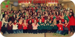 Kappa Beta wishes everyone Merry Christmas! fyeahsigmakappa:awwwwwwww….