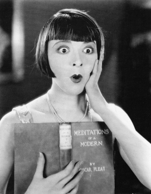 whataboutbobbed:  Colleen Moore is a shock tart in 1925's We Moderns