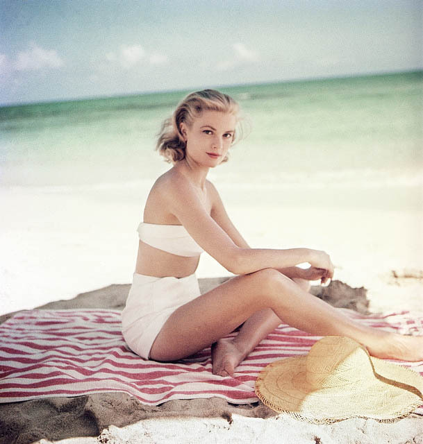 Grace Kelly [photographer unknown]