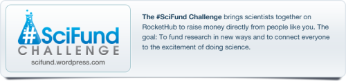 Crowd Funding para proyectos de investigación (vía Projects | RocketHub)