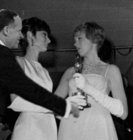 Key, Audrey Hepburn, Julie Andrews