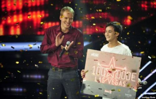 Kyrgyz Mama's Boy Wins 'Czecho-Slovakia's Got Talent'  See video and read more here…
